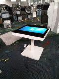 Панели LCD журнального стола 32 дюймов киоск монитора экрана касания франтовской взаимодействующий