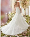 2017 Kleding Ctd6833 van het Huwelijk van Prom van de Toga van de Bal de Bruids