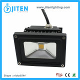 LED 플러드 전등 설비 10W 옥수수 속 플러드 빛 고성능