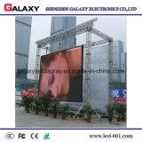 Galaxy Exterior/Interior Die-Casting de ahorro de energía a todo color de la pantalla LED de alquiler de Tablero de control para la publicidad (P3.91, P4.81, P5.95, P6.25, P5.68)