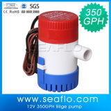 12V中国の販売のための浸水許容の水ポンプの値段表