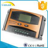 جهاز تحكّم شمسيّ [12ف/24ف] [20ا] مع تخزين يعمل معطيات عمل [لد-20ا]