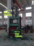 油圧機械垂直梱包機