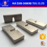 花こう岩のための中国のダイヤモンドの石の切断セグメント