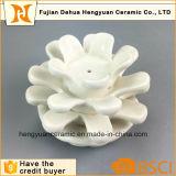 De Vorm die van Pinecone de Ceramische Houder van de Kaars galvaniseren