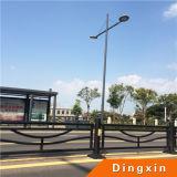 Venda a quente 10m Rua Solar de LED de luz para 5 anos de garantia LED Solar Luz de Rua