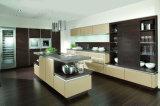 新しい到着の普及した台所デザインアルミニウム食器棚