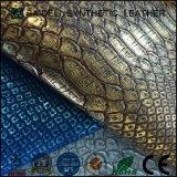 袋のための方法デザインPVC人工的な総合的な革および装飾的