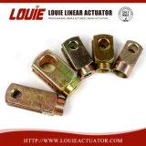 Kundenspezifischer hergestellter Gasdruckdämpfer mit Gabelkopf-Endpass-Stück heißem Verkauf