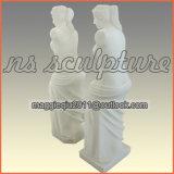 Kleine Marmorvenus-Statue Ms1705
