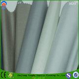 Poliester 100% que sombrea la tela ignífuga de la cortina con el certificado ISO9001