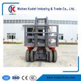 Китай 7t Kudat марки Cpcd70 вилочный погрузчик с питания дизельного двигателя