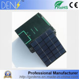 pila solare policristallina del comitato solare di 6V 2W