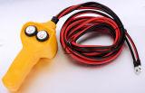 電気ウィンチのためのリモート・コントロールまたはハンドル