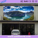 P4 광고를 위한 높은 정의 LED 단말 표시 스크린 위원회