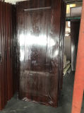 Chaleur-Transférer la porte d'acier inoxydable de sûreté d'entrée