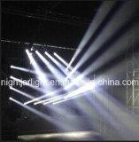 Éclairage principal mobile d'étape légère de faisceau de 4 DEL