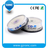 CD em branco Silver Silver Glossy Profissional - 100 Pack