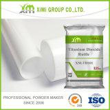 Pvc en het Dioxyde van het Titanium van het Rutiel van het Gebruik Masterbatch met Hoge TiO2 Zuiverheid
