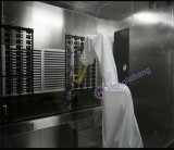 Llave en mano Robot automático Línea de pintura UV para piezas de automóviles