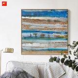 Pintura a óleo abstrata Handmade para a decoração Home