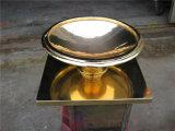 화분은, 스테인리스 예술 가구 훈장 전시회, 직업적인 만드는 금속 조각품을 금속을 붙인다