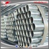 Труба оцинкованной стали стальной трубы горячего DIP гальванизированная