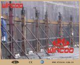 Sistema hidráulico de elevação \ Sistema hidráulico de avanço do tanque
