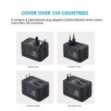 Multifunctional Universal double ports de chargement USB Chargeur pour l'UE USA UK Aus