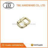 METÀ DI inarcamento di cinghia dell'inarcamento del rullo della barra del metallo rettangolare chiaro dell'oro