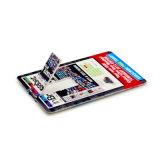 Tarjeta de Crédito muy delgada unidad flash USB con impresión a todo color (CE008)