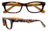Lentes hechas a mano de la vendimia de Eyewear del acetato de las lentes de los marcos ópticos
