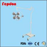 LEDのShadowless壁の手術室外科ランプ(YD02-LED4W)