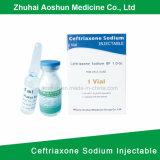 Пакет натрия Ceftriaxone Injectable антибиотический