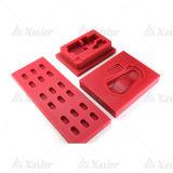 Kundenspezifische Oxidations-mechanisches Teil-/CNC Machining/CNC Aluminiumdrehen
