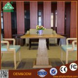 Mobília do hotel Conjuntos de quarto Mesa e cadeira de café bonita