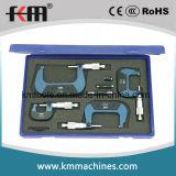 0-150mmx0.001mm 6PCS außerhalb des Mikrometer-Sets