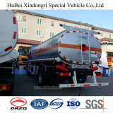 13cbm Foton Euro 4 essence Essence Oil Transport Tank Truck avec Cummins Engine