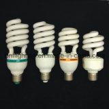 De compacte T3 T4 Halve Spiraalvormige Bollen van de Lamp van de Spaarder van de Energie voor Lamp CFL