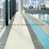 Drenaje galvanizado por inmersión en caliente para la piscina
