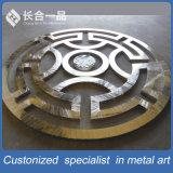 製造の銀製の金属の装飾のSurpio Artware表示か展覧会