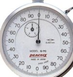 Test d'épaisseur de la machine en cuir (GW-084)