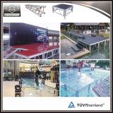 Stade de l'acrylique aluminium de haute qualité pour un événement de plate-forme