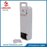 Luz Emergency recargable portable del LED con teledirigido