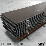 Strato di superficie solido acrilico bianco del ghiacciaio della fabbrica per la parte superiore della cucina