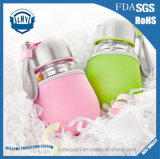 400ml Criativo Penguin Shape Sports Travel Bottle Tea Cup