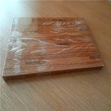 Пвдф бумага с покрытием из дерева цвета ячеистых алюминиевых панелей