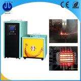 Fornace economizzatrice d'energia 80kw del riscaldamento di induzione della barra d'acciaio