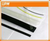 PVDF rimuovono il manicotto termorestringibile della parete sottile del nero 175 C