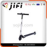 Mini pliable en fibre de carbone à deux roues scooter électrique